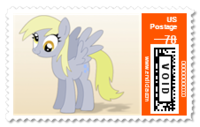 Derpy_mail_real_stamp_preview_by_purpletinker-d3c3l0i