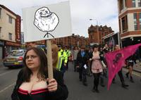Fat rape girl