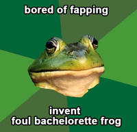 Foul Bachelor Frog