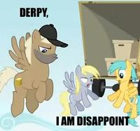 Derpy__i_am_disappoint_by_closer_to_the_sun-d3j8v5v