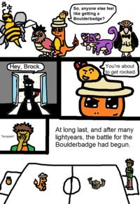 Pokemon Comics