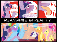 Mlp__twilight_loves_books_by_cartoonlion-d3kp60l