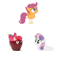 Pony Re-Imaginings