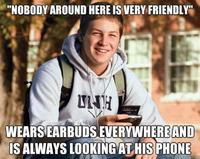 Uber Frosh / College Freshman