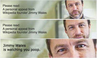 Jeff Goldblum is Watching You Poop