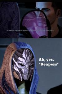 Ah, Yes, Reapers
