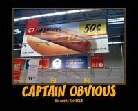 Captain Obvious