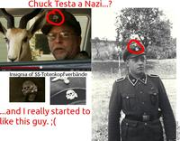 Nope! Chuck Testa
