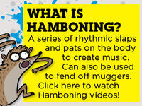 Hamboning Will Save Your Life Someday