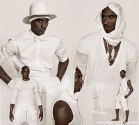 "Kobe Bryant ""White Hot"" Cover Photo"