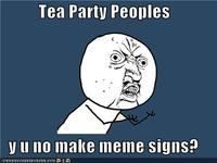 Tea Party Protests