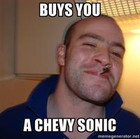 Chevy Sonic