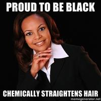 Irrational Black Woman