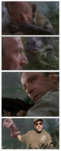 [Image - 57315] | Clever Girl | Know Your Meme