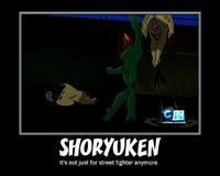 Shoryuken / Hadouken