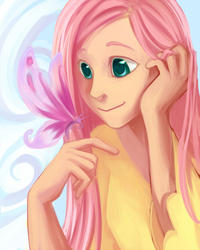 Humanized MLP:FiM Art