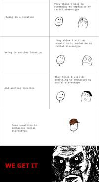 Being an X