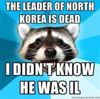 Kim Jong Il Dead Jokes