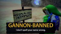 Gannon Banned