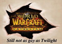 Still Not as Gay as Twilight