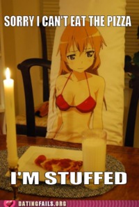 Dinner with Waifu / Otaku Dates