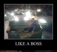 Like A Boss