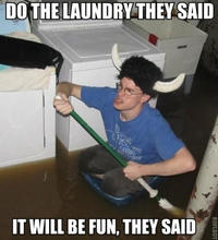 Laundry Room Viking