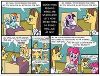 my little pony,Мой маленький пони,mlp комиксы,mane 6.
