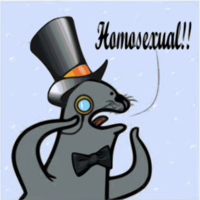 Homophobic Seal