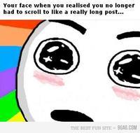 Amazed Face