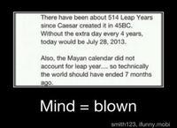 Ming = Blown