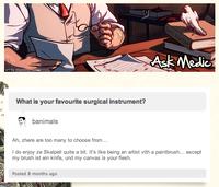 Tumblr Ask Blogs