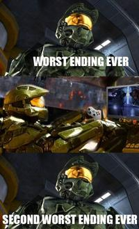 Mass Effect 3 Endings Reception