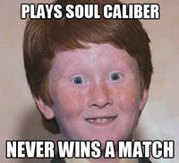 Over Confident Ginger