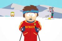 Super Cool Ski Instructor