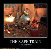 The Rape Train