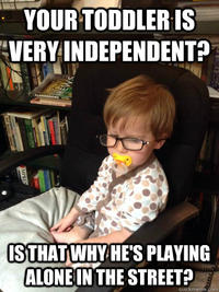 Ironic Baby