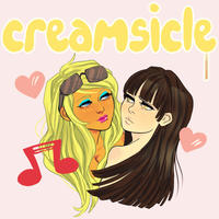 Other-Girls-Sempai and Normal-Chan/Creamsicle