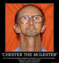 CHESTER MALOTT