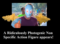 Non Specific Action Figure