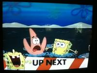 Inappropriate Timing Spongebob Banner