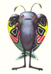 Mothman/Owlman