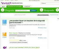 Yahoo! Answers