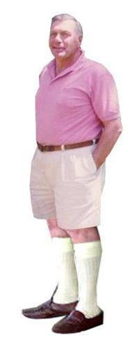 Pink Shirt Guy