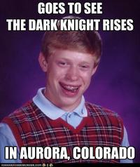 Aurora Colorado Theater Shooting