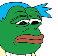 0cb blue hair chan image gallery (sorted by views) know your meme