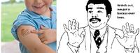 Neil deGrasse Tyson Reaction