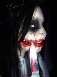 jeff the killer uploaded by ri