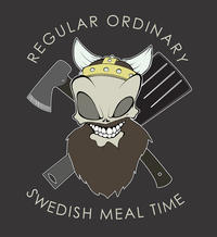 Regular Ordinary Swedish Meal Time