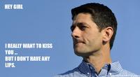 Hey Girl, It's Paul Ryan